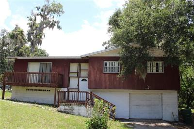 Deland Single Family Home For Sale: 824 S Stone Street