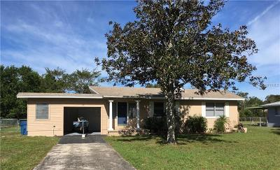 Deland Single Family Home For Sale: 1711 Old Daytona Road