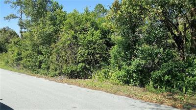 Debary Residential Lots & Land For Sale: 260 Lake Lane