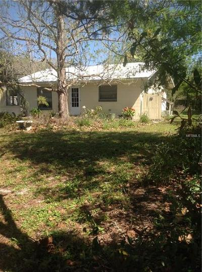 Deland Single Family Home For Sale: 31315 Evergreen Drive