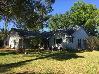 Deland Single Family Home For Sale: 2275 E New York Avenue