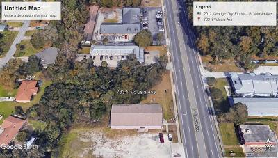Orange City Residential Lots & Land For Sale: 783 N Volusia Avenue