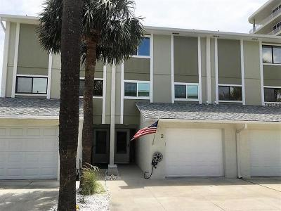 New Smyrna Beach Townhouse For Sale: 4205 S Atlantic Avenue #E2