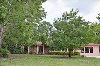 Longwood Single Family Home For Sale: 2191 Longwood Lake Mary Road