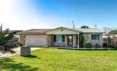 Ormond Beach Single Family Home For Sale: 44 Sunset Boulevard