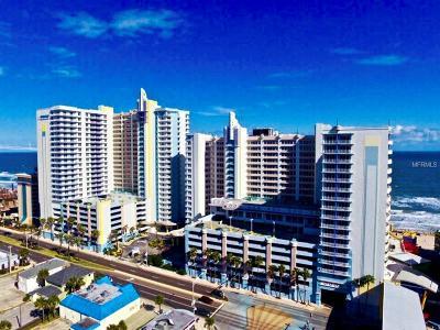 Daytona Beach, Daytona Beach Shores, New Smyrna Bch, New Smyrna Beach, Ormond Beach, Edgewater, Ponce Inlet Condo For Sale: 300 N Atlantic Avenue #1503