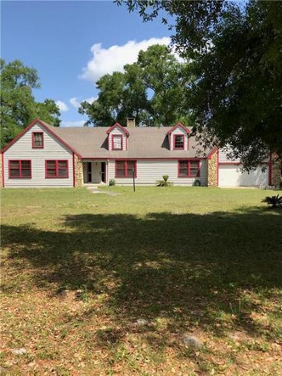 Orange City  Single Family Home For Sale