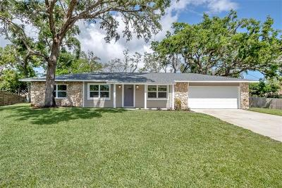 Port Orange Single Family Home For Sale: 232 N Brighton Drive