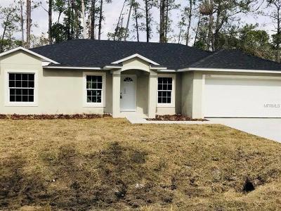 Deland Single Family Home For Sale: 2055 5th Avenue