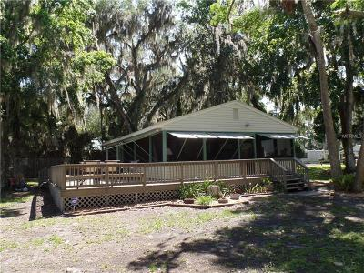 Osteen Single Family Home For Sale: 931 St Johns Road