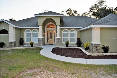 Osteen Single Family Home For Sale: 436 Pleasant Oaks Trail