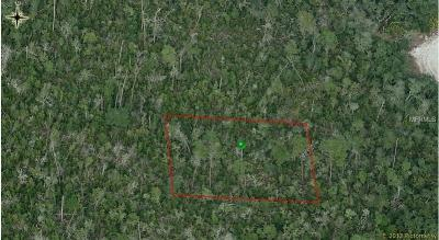 Deltona FL Residential Lots & Land For Sale: $6,000