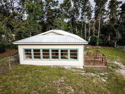 Eustis Single Family Home For Sale: 31335 State Road 44
