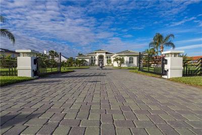 Daytona Beach Shores Single Family Home For Sale: 3020 S Peninsula Drive