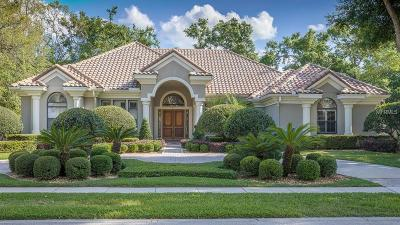 Lake Mary Single Family Home For Sale: 3477 Oak Knoll Point