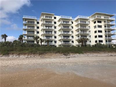 New Smyrna Beach Condo For Sale: 5301 S Atlantic Avenue #24