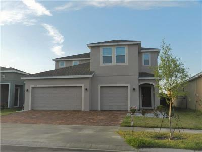 Kissimmee Single Family Home For Sale: 3258 Stratton Circle