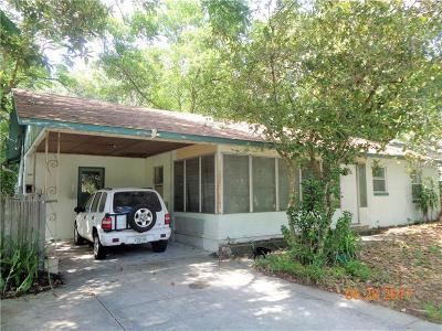 Deland Single Family Home For Sale: 417 W Howry Avenue
