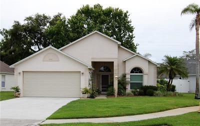 New Smyrna Beach Single Family Home For Sale: 519 Curlew Circle