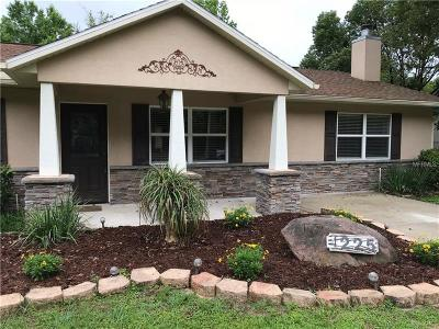 Deland Single Family Home For Sale: 1225 Keith Avenue
