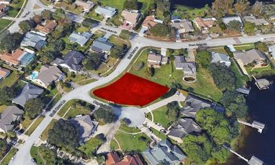 Orlando Residential Lots & Land For Sale: 8605 Captiva Court