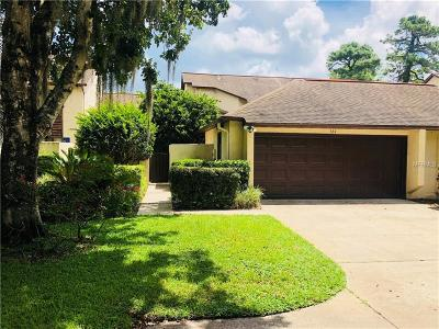Deland Townhouse For Sale: 724 Old Treeline Trail