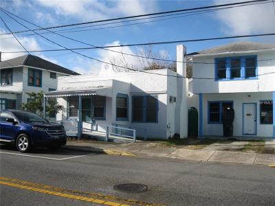 Daytona Beach Multi Family Home For Sale: 313 N Oleander Avenue