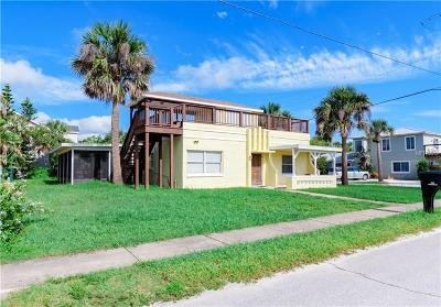 New Smyrna Beach Single Family Home For Sale: 406 N Pine Street