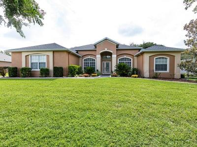 Debary Single Family Home For Sale: 325 Glen Club Drive