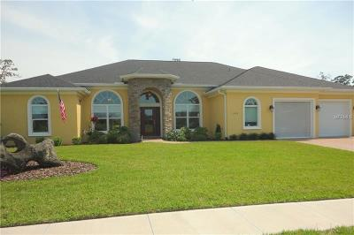 Seminole County, Volusia County Single Family Home For Sale: 1424 Kinnard Circle