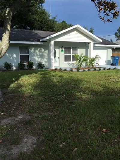 Orange City  Single Family Home For Sale: 465 Chestnut Avenue