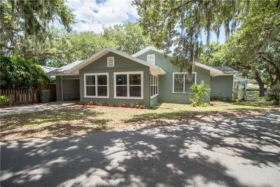 Leesburg Single Family Home For Sale: 110 Oklahoma Avenue