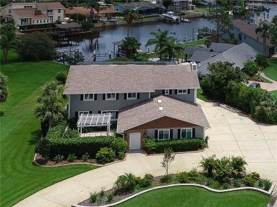 New Smyrna Beach Single Family Home For Sale: 301 Quay Assisi