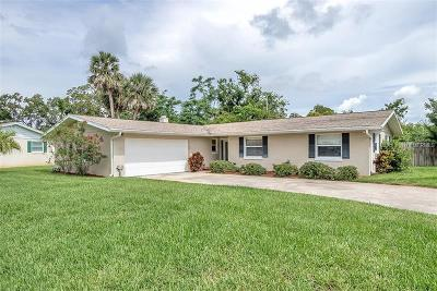 Ormond Beach Single Family Home For Sale: 39 Colonial Circle