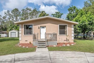 Holly Hill Single Family Home For Sale: 1216 Graham Avenue