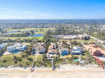 Ormond Beach Single Family Home For Sale: 333 Ocean Shore Boulevard