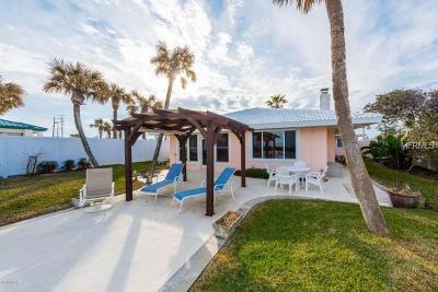 Ormond Beach Single Family Home For Sale: 1081 Ocean Shore Boulevard