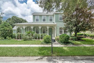Deland Single Family Home For Sale: 214 Westcott Court