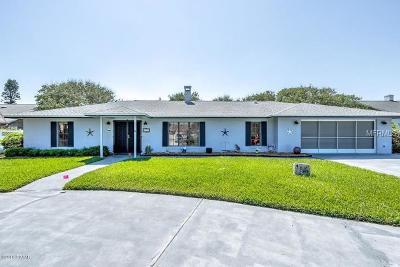 Ormond Beach Single Family Home For Sale: 3558 John Anderson Drive