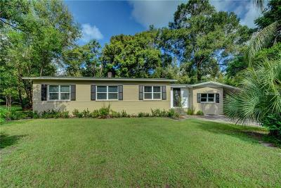 Deland Single Family Home For Sale: 600 N Boston Avenue