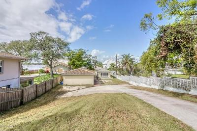 Daytona Beach Single Family Home For Sale: 1215 N Halifax Avenue