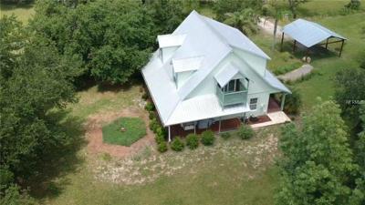 Oak Hill Single Family Home For Sale
