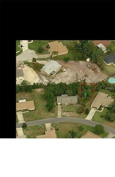 Deltona FL Residential Lots & Land For Sale: $4,000
