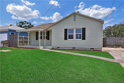 Daytona, Daytona Beach, Daytona Beach Shores, De Leon Springs, Flagler Beach Single Family Home For Sale: 378 Golf Boulevard