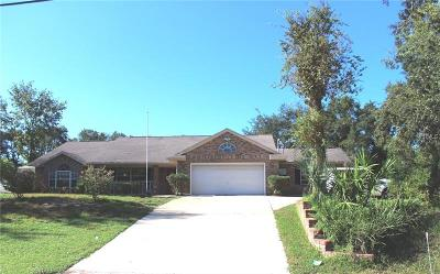 Deltona Single Family Home For Sale: 1913 S Lehigh Drive