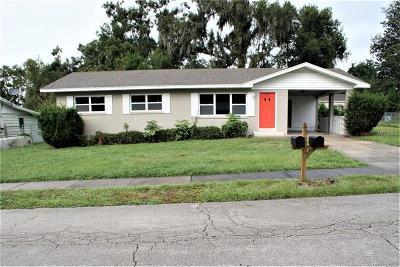 Deland Single Family Home For Sale: 127 W Palmetto Avenue