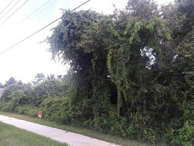 Volusia County Residential Lots & Land For Sale: 1563 Elkham Boulevard
