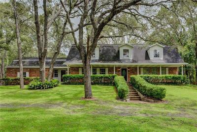 Deland Single Family Home For Sale: 1623 Twin Oaks Drive