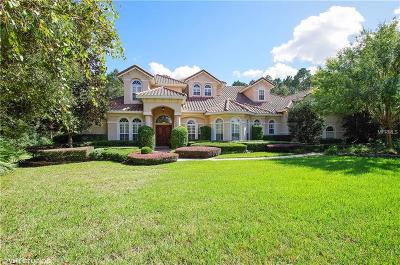 Lake Mary Single Family Home For Sale: 1900 Brackenhurst Place