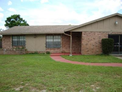 Deltona FL Single Family Home For Sale: $195,500